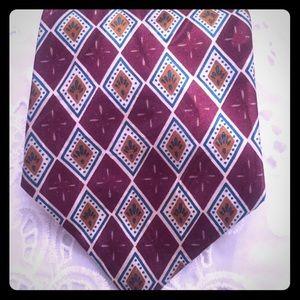 Vintage Christian Dior Men's Tie